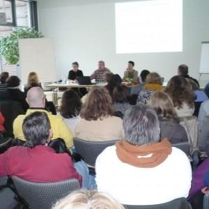 Veranstaltung für Arbeitgeber und Praktikumsanbieter, 5. Februar 2015 München
