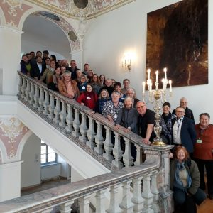 EX-IN Fachtag Januar 2020 in Kloster Irsee