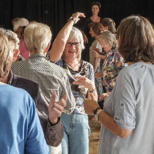 """Auch das ist EX-IN: """"DanceOn Hasenbergl"""" – ein Kultur- und Inklusions-projekt der Stadt München für Menschen, die sonst viel alleine wären"""