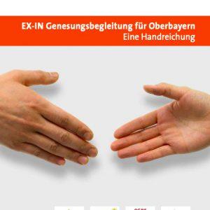 Broschüre zur Vorbereitung und Begleitung von EX-IN in Diensten und Einrichtungen
